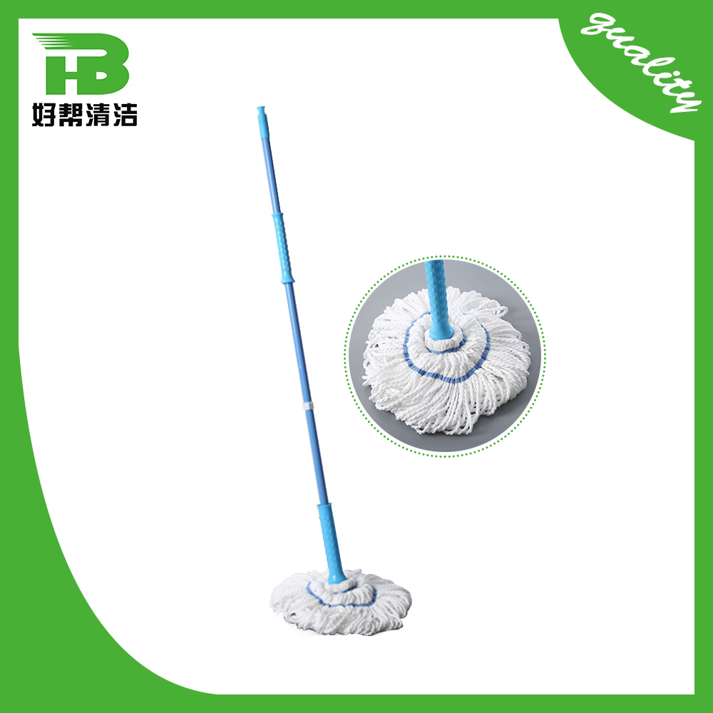 Professional manufacture cheap price 125*2.2cm 100% poly microfiber 360 cleaning mop