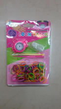 Loom band watch kit