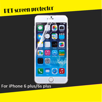 Free Sample For iPhone 6 Plus Anti-scratch Ultra Thin 99% Transparency Screen Protector / Screen Saver