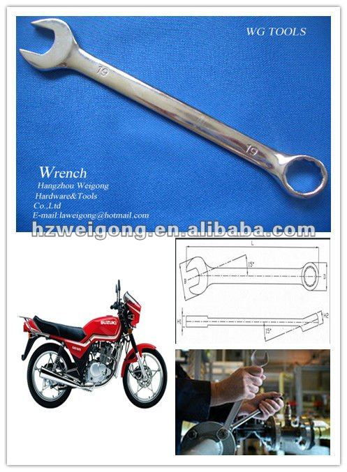 Drop Forged What is Combination Wrench