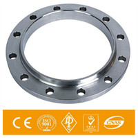 standard stailess steel pipe flange weight