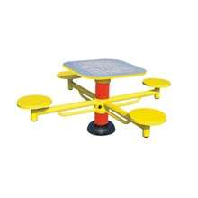 Best selling outdoor chess table fitness playground equipment