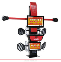 MIller 2015 Hot Selling 3D wheel alignment ML-3D-2S/B and balancing machine 3d wheel aligner