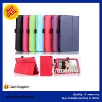 Flip Stand Leather Cover Case For Lenovo A5500 A8-50 8 inch tablet pc