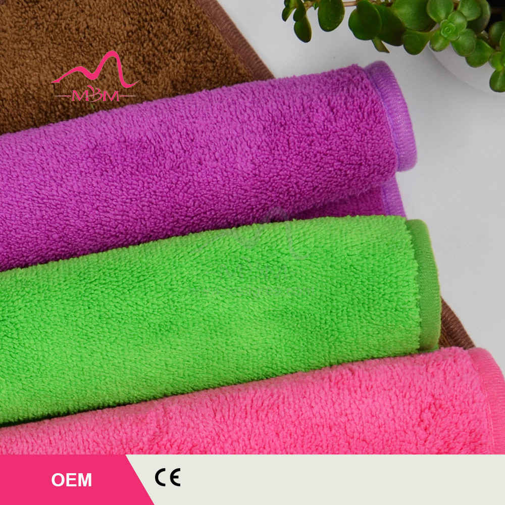Christmas Promtion!!!!! microfiber makeup products Reusable Facial Cleansing Towel