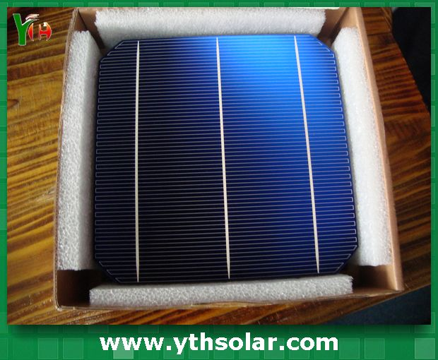 2014 hot selling gunes pil made in Taiwan with high efficiency mono solar cell with 2BB/3BB
