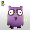 Customized Animal Polyester Microbeads Stuffed Plush