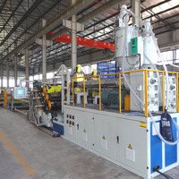 PP PS PE Sheet Making Machine