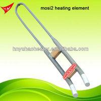 Mosi2 molybdenum heating element as cup heating elements