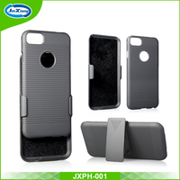 Hot selling Mobile Phone Case Belt Clip Combo Case for iPhone 7