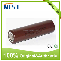 Authentic LG HG2 18650 30A 3000mAh high drain 18650 3.6V li ion rechargeable battery 18650 lithium ion flashlight battery