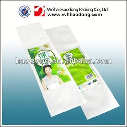 customized plastic food packaging bag for chicken and other meat