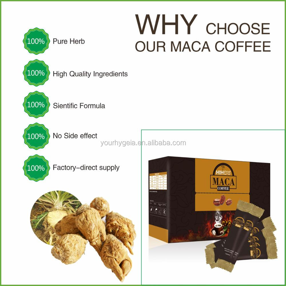 Easy to Take Maca Man Power Coffee for Man