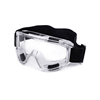 Fashional Elastic Safety Goggles Adjustable PC CE EN166 Safety Glasses(GW023)