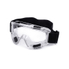 GW023 Fashional Elastic Safety Goggles Adjustable PC CE EN166 Safety Glasses