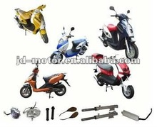 Chinese Scooter Handsome Boy Spare Parts and Accessories