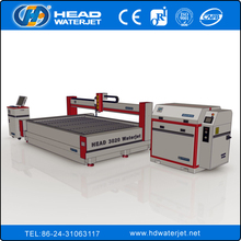 Common used marble granite stone cutter waterjet machine price