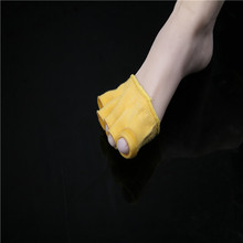 LX-0828 comfortable five toe sock open toe socks short five fingers socks