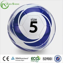 Zhensheng Competitive Promotion PVC Football Soccer Rubber Bladder