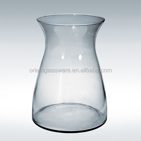 Giant wine glass vase wholesale wine shaped glass vases Large wine glasses cheap