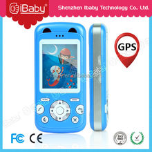Ibaby gps small mini size low radiation long standby time mobile phone for kids