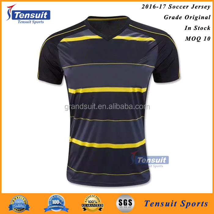 Top quality thailand original soccer team wear wholesale new season hot clubs football jersey