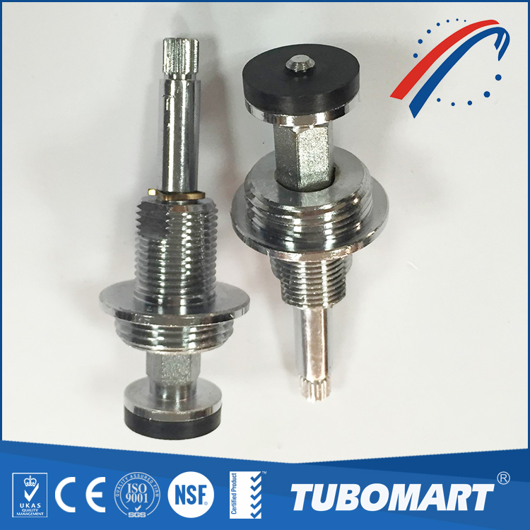 Best price Thermostatic valve core brass cartridge with long stem