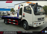 3000-5000kgs FLAT LOW BED TOW TRUCKS FOR SALE