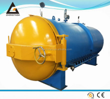 cold tire retreading autoclave