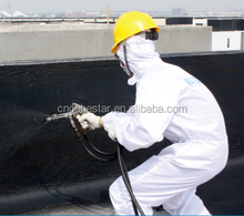 High Polymer Modified Bituminous Lowes Liquid Waterproof Coating Paint