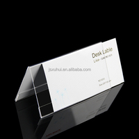 Acrylic Business Card Holder / Acrylic Name Card Holder