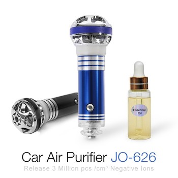 Ionkini 6th Generation Mini Aromatic Air Purifier JO-626 (3,000,000 pcs/cm3 Anion Concentration)