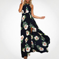 2017 Fashionable Handmade Colorful Sweet Sexy Maxi Dress For Summer