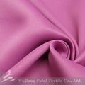 Competitive price shade fabric ready made blackout curtains polyester dull