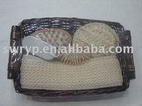 cany basket bath set