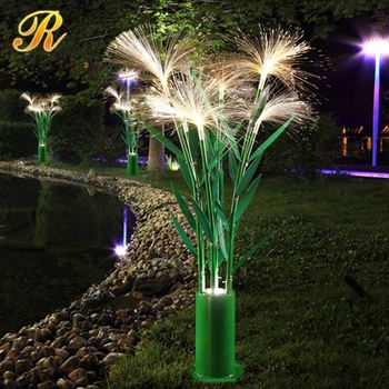 LED garden decorative flower whole sale