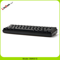 USB Wired + Bluetooth Professional Multimedia Gaming Keyboard for PC Laptop