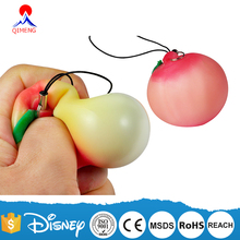 Soft Squishy Fruit Stress Ball Promotional