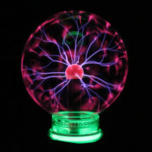 HM-PE148 Plasma light Plasma ball light Magic Sphere lamp colorful