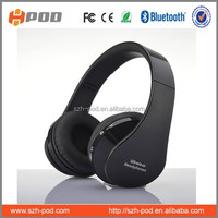 2015 New portable latest cheap wholesale bluetooth headset stereo