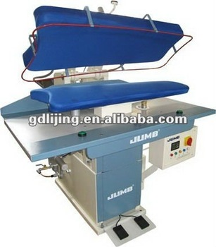 automatic universal laundry industrial steam iron press iron