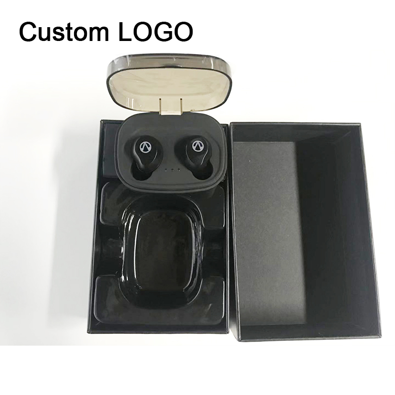 Cheap wholesale smart phone cordless bt wireless bluetooth earbuds earphone with charging case, bulk usb earbuds <strong>manufacturing</strong>