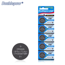 Quality 5pcs CR2025 3V Lithium Button Cell Battery Coin CR2025, DL2025, ECR2025, GPCR2025