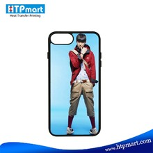 Hard Plastic Sublimation PC Phone Case for iPhone6 Plus heat transfer printing phone cover for iPhone7 plus