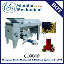 Best selling fresh grape stem removing machine with high efficiency