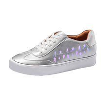 gleaming night walking light party shoes as promotion gift