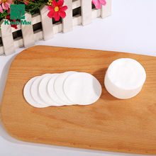 Disposable Skin Care Round Make Up Cosmetics Cotton Pads