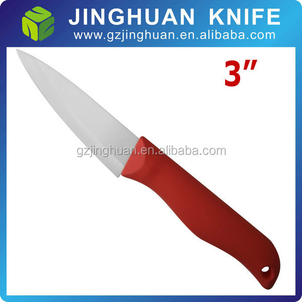 3 Inch Eco-Friendly Paring Ceramic Cute Knife