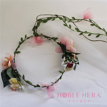 Spring Handmade Designer Wedding Flower Garland For Wedding
