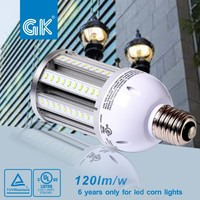 UL IP65 HPS/MHL/U shape replacement led corn light bulb 360 degree